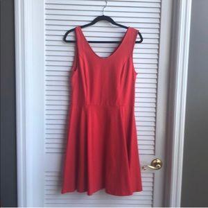 Cynthia Rowley Red Dress